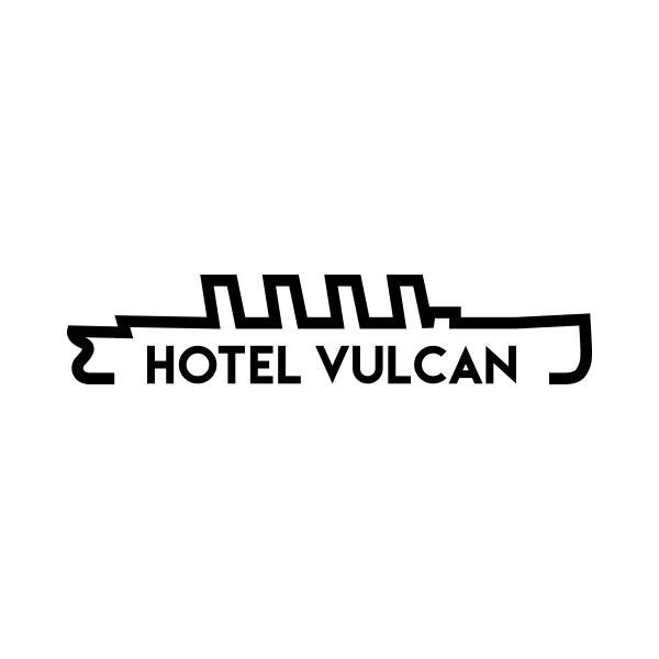 vulcan hotel logo